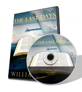 The Last Days DVD Series 5 Part Study