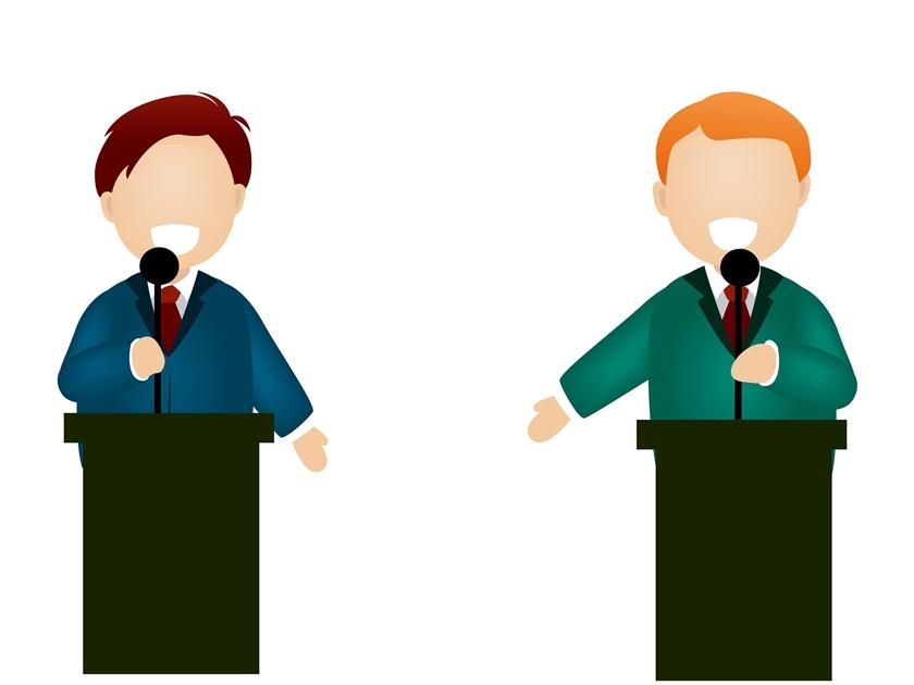 Room for, debate