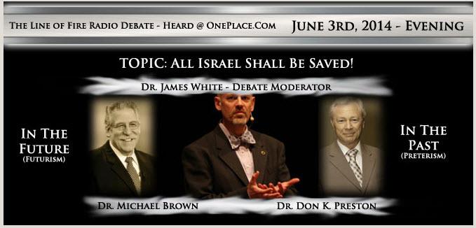 Who Is Israel Preston Brown Debate