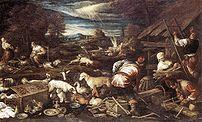 Sacrifice of Noah