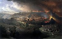 The Siege and Destruction of Jerusalem by the ...