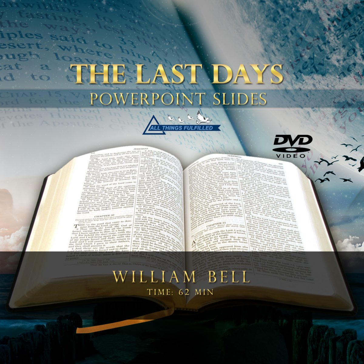 The Last Days DVD Series