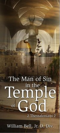 Man of Sin in the Temple of God