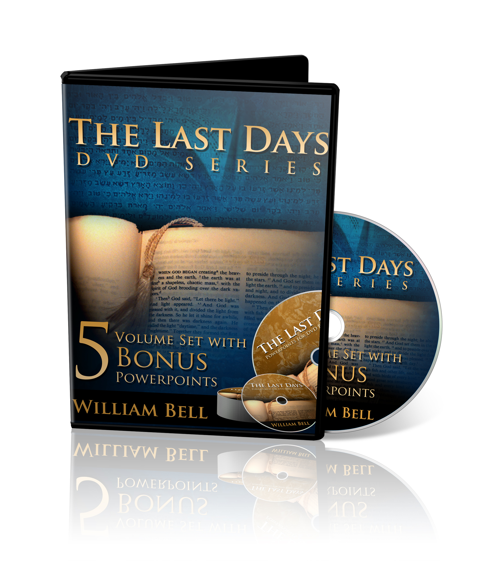 The Last Days DVD Study System