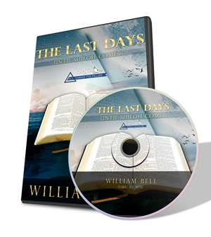 Last Days DVD Bible Study System