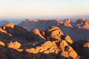 Ten Commandments from Mt. Sinai