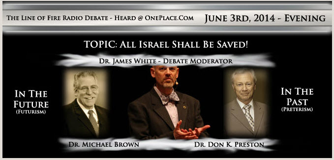 Who Is Israel Preston Brown Debate