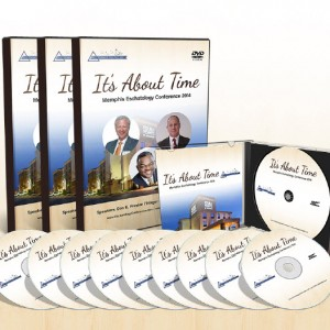 The Last Hour It's About Time Memphis Eschatology Conference DVD Set