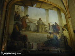 Brautzimmer 1. Gemälde / brideroom 1st painting